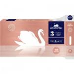Harmony Exclusive Pure White 3vrstvý toaletní papír, role 20 m, 8 rolí