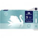 Harmony Exclusive Crystal 3vrstvý toaletní papír, role 20 m, 8 rolí
