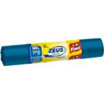 Fino Zeus Pack pytle na odpad zatahovací sílné, rozměr 55 × 58 cm, 40 l, 12 ks