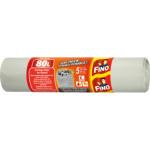 Fino pytle na suť silné 100 µ, rozměr 60 × 90 cm, objem 80 l, 5 ks