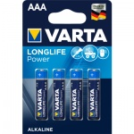 Varta High Energy AAA baterie 4 ks