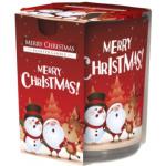 Aura Mery Christmas vonná svíčka ve skle 100 g