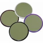 AbellA Kulaté zrcátko, různé barvy, 7 cm
