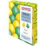 OVO Duo tekutá barva na vajíčka, zelená a žlutá, 2 × 20 ml