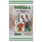 Roboran D přísada do krmiva pro slepice, kuřata, krůty, perličky, kachny a husy, 1 kg