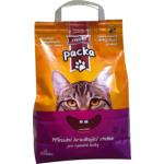BALanim Packa, přírodní hrudkující stelivo pro domácí mazlíčky, kočky, křečky, morčata, myši, 10 l