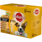 Pedigree Vital Protection mix kapsičky, 12 x 100g