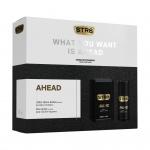 STR8 Ahead dárková kazeta DEO + voda po holení