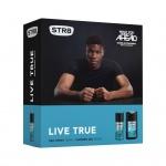 STR8 Live True dárková sada DEO + sprcháč