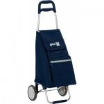 GIMI Argo, nákupní taška na kolečkách, 45 l, modrá
