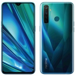Realme 5 PRO DualSIM 4+128GB gsm tel. Crystal Green, RMX1971G4