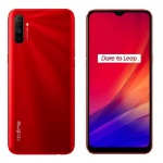Realme C3 DualSIM 3+64GB gsm tel. Blazing Red, RMX2020-3/64R