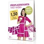 """PŘEDPLACENÁ T-MOBILE TWIST SIM KARTA """"NEOMEZENĚ"""" - kredit 200,- Kč"""