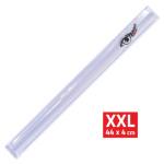 Pásek reflexní ROLLER XXL 4x44cm S.O.R. stříbrný, 01693
