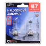 Žárovka 12V  H7  55W PX26d blister 2ks, 08426