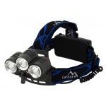 Čelovka LED 400lm (1x XM-L+2x XP-E), 13125