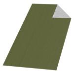 Izotermická fólie SOS zelená 210x130cm, 13741