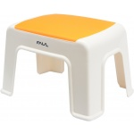 Plastová stolička 30x20x21cm oranžová FALA, TO-75916
