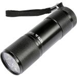 Svítilna kapesní 9 LED (ALU), YT-08570