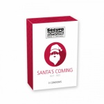 Kondomy Santa's Coming pack of 3, 04164360000