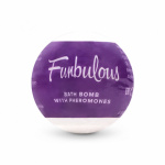 Obsessive - Bath Bomb with Pheromones Fun, Červená, E29931