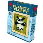 Vlněný obraz Panda 8573