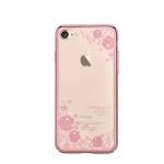 Pouzdro DEVIA Joyous iPhone 7 růžová