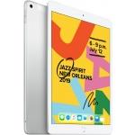 Apple iPad Wi-Fi + Cell 128GB - Silver, MW6F2FD/A