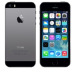 iPhone 5S 16GB Space Gray, ME432CS/A