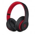Apple Beats Studio3 Wireless Headphones - Black-Red, MX422EE/A