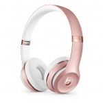 Apple Beats Solo3 WL Headphones - Rose Gold, MX442EE/A