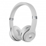 Apple Beats Solo3 WL Headphones - Satin Silver, MX452EE/A