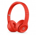 Apple Beats Solo3 WL Headphones - Red, MX472EE/A
