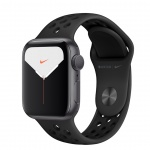 Apple Watch Nike S5, 40mm, SG/Anthracite/Black Nike SB, MX3T2VR/A