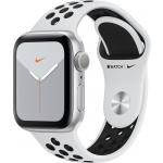 Apple Watch Nike S5, 44mm, Silver/Platinum/Black Nike SB, MX3V2VR/A