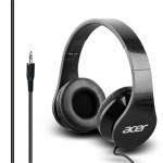 Acer Over-Ear sluchátka černé, NP.HDS11.00G