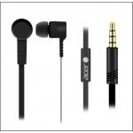 Acer In-Ear sluchátka černé, NP.HDS11.00E