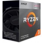 CPU AMD Ryzen 3 3200G 4core (4,0GHz) Wraith, YD3200C5FHBOX