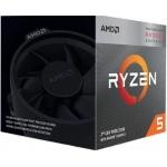 CPU AMD Ryzen 5 3400G 4core (4,2GHz) Wraith, YD3400C5FHBOX