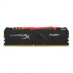 16GB DDR4-3200MHz CL16 HyperX Fury RGB, HX432C16FB3A/16