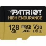 128GB microSDXC Patriot Hight Endurance V30 U3 až 95MB/s, PEF128GE31MCH