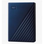 """Western Digital Ext. HDD 2.5"""" WD My Passport for MAC 4TB USB 3.0, WDBA2F0040BBL-WESN"""