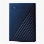 """Western Digital Ext. HDD 2.5"""" WD My Passport for MAC 5TB USB 3.0, WDBA2F0050BBL-WESN"""