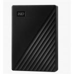 "Western Digital Ext. HDD 2,5"" WD My Passport 4TB USB 3.0. černý, WDBPKJ0040BBK-WESN"