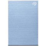"""Ext. HDD 2,5"""" Seagate One Touch 5TB světle modrý, STKC5000402"""