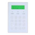 EVOLVEO bezdrátová mini klávesnice s displejem, ACS KEY3