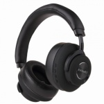 EVOLVEO SupremeSound 4ANC, bezdrátová sluchátka, ANC, černá, SD-4ANC-BL