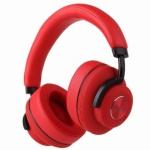 EVOLVEO SupremeSound 4ANC, bezdrátová sluchátka s ANC červená, SD-4ANC-RD