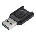 Kingston KS čtečka Micro USB 3.1 SDHC/SDXC UHS-II, MLPM