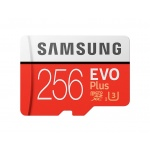 Micro SDXC 256GB Samsung EVO Plus + SD adaptér, MB-MC256HA/EU